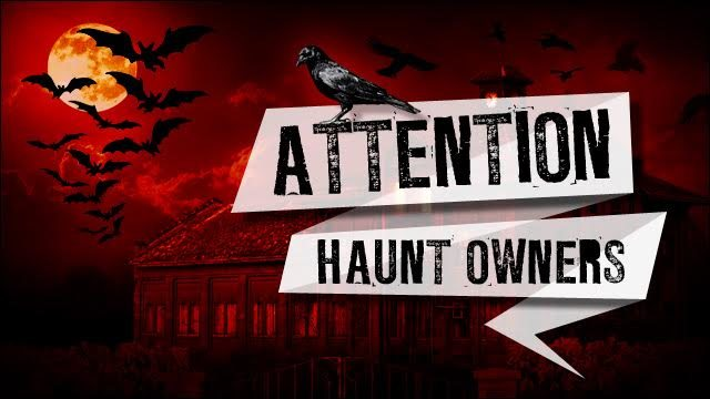 Attention Rochester Haunt Owners